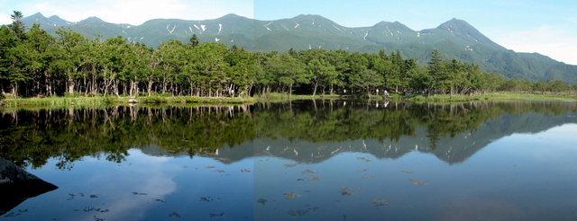 2006.07.05-13N- 一湖から知床連山.jpg