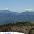 2007.05.21 八方尾根・第1ケルン周辺からの越後三山 1.jpg