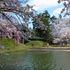 弘前城・市役所付近から追手門方向(2002.04.18).JPG