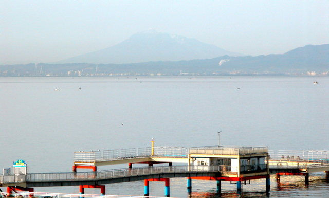 浅虫温泉 ・ 岩木山 UP .JPG