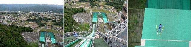 白馬 ジャンプ台 -01 ( 2005.10.11 ).JPG