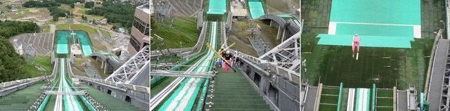 白馬 ジャンプ台 -02 ( 2005.10.11 ).JPG