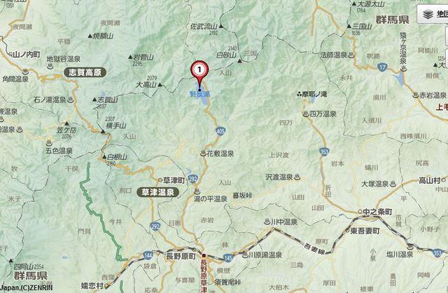 野反湖 Yahoo! 地図 2.JPG